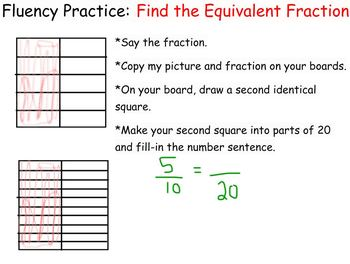 Grade 3 Module 5- Fractions Lessons 20-27