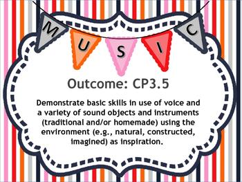 Grade 3 Music - Saskatchewan Curriculum