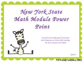 Grade 3 NYS Math Module 2: Lesson 1 Power Point