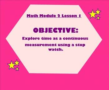 Grade 3 NYS Math Module 2 Lesson 1 SMART Notebook File