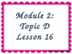 Grade 3 NYS Math Module 2: Lesson 15 Power Point