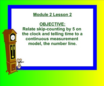 Grade 3 NYS Math Module 2 Lesson 2 SMART Notebook File