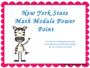 Grade 3 NYS Math Module 2: Lesson 6 Power Point