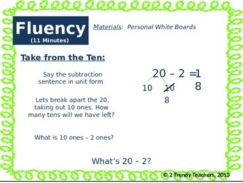 Grade 3 NYS Math Module 3: Lesson 12 Power Point