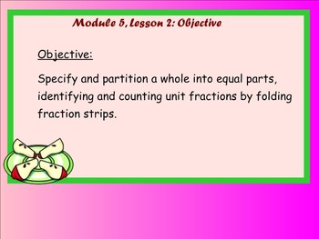 Grade 3 NYS Math Module 5 Lesson 2 SMART Notebook File