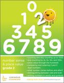 Grade 2 Number Sense & Place Value Workbook: Making Math Visual