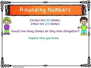 Grade 3 Number Sense and Numeration Getting Started Posters