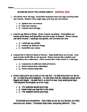 Grade 3 Ohio Achievement Assessment (OAA) practice
