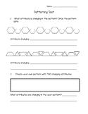 Grade 3 Ontario Patterning Test