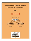 """Grade 3 - """"Algebra and Learning How to Share"""" - For Students with Autism - CCS"""