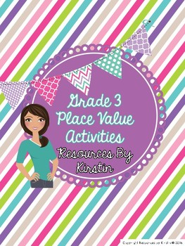 Grade 3 Place Value