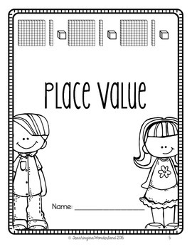 {Grade 3} Place Value Activity Packet