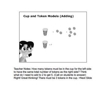 Grade 3: Math: Problem Solving using Concrete Models Concept Capsule