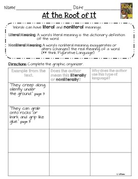 2014 Grade 3 ReadyGen Unit 1 Module B Comprehension Reading Analysis Worksheets