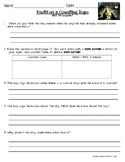 2014 Grade 3 ReadyGen Unit 3 Module A Comprehension Reading Analysis Worksheets