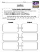 2014 Grade 3 ReadyGen Unit 3 Module B Comprehension Reading Analysis Worksheets