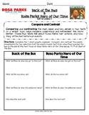 2014 Grade 3 ReadyGen Unit 4 Module A Comprehension & Reading Analysis