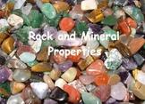 Grade 3 Rock Properties Activity