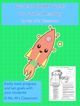 Grade 3 SMART Goals for Guided Reading