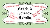 Grade 3 Science Bundle