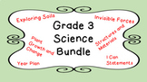Grade 3 Science Bundle