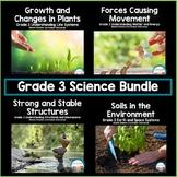 3rd Grade Science Bundle Ontario