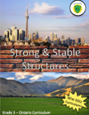 Grade 3: Science: Strong & Stable Structures