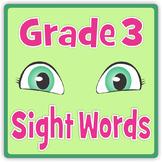 Grade 3 Sight Words