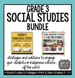Grade 3 Social Studies Bundle