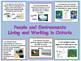 Grade 3 Social Studies Learning Goals Posters - 2013 Ontario Curriculum