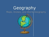 Grade 3 Social Studies Map: Maps, Features, Countries