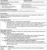 Grade 3 Social Studies Unit 4 / ITALY LESSON PLANS!
