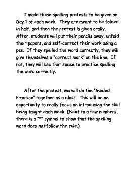 Grade 3 Spelling for Reading Street: Common Core Edition- Unit 1