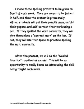 Grade 3 Spelling for Reading Street: Common Core Edition- Unit 3