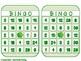 Grade 3 - St. Patrick's Multiplication Bingo
