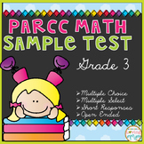 Grade 3 Math Common Core Test Prep - PARCC and Smarter Balanced