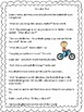 Grade 3 Test Prep Literature Analysis  Set 4