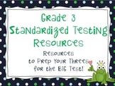 Grade 3 Test Taking