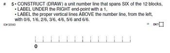 Grade 3 FRACTIONS UNIT 3: [Number Line+] (4 worksheets & 7
