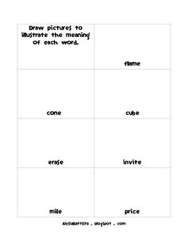 Grade 3 Unit 1 Lesson 2 Spelling Activities