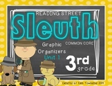 Grade 3 Unit 1 Reading Street Sleuth Graphic Organizers