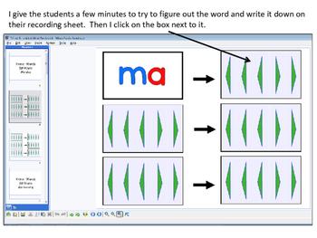 Grade 3 Unscramble Sight Word Mimio Puzzles