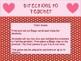 Grade 3 - Valentines Multiplication Bingo