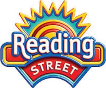 Grade 3 Vocabulary PowerPoint Bundle - Unit 6 Reading Street