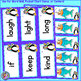 Grade 3: WINTER Dolch Sight Word Cards/Pocket Chart Game
