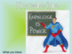 Grade 3 - What About Me - Vocabulary PowerPoint