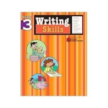 Grade 3 Writing Skills-Harcourt Family Learning