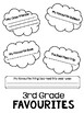 Grade 3 Year End Booklet