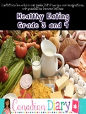 Grade 3 and 4 Healthy Eating Unit