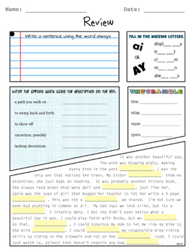Grade 3 phonics workbooks